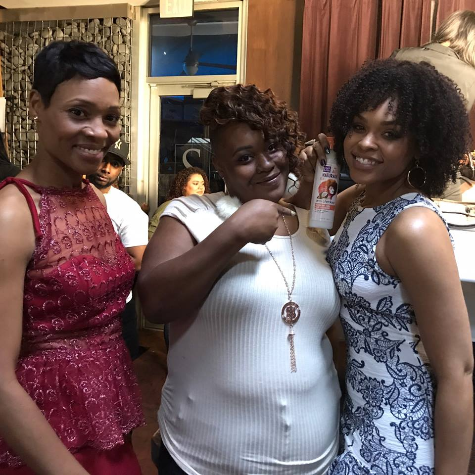 "Dedra Allen attend Demetria McKinney's 2nd Annual ""Because Of You"" Pre-Mothers Day Brunch"