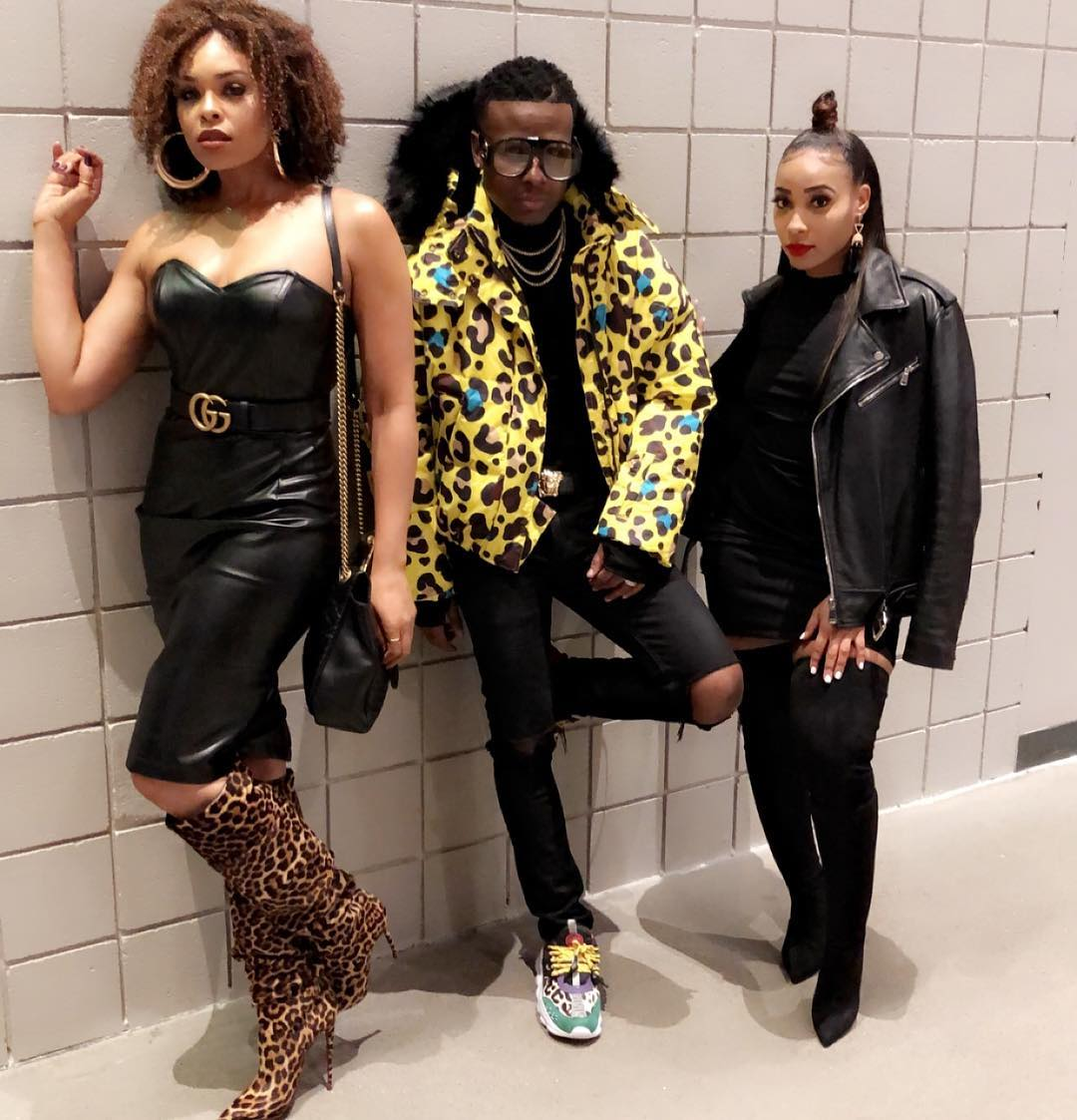 Concert Vibes w/ Demetria McKinney and Dallas - December 7, 2018