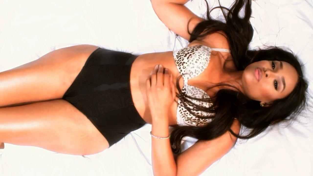 Demetria McKinney In Her Music Video 'Still Believe In Love'