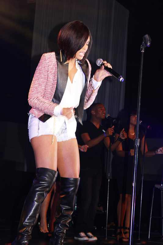 Demetria McKinney's Performance At 'For Sisters Only