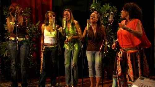 "Teisha Lott, Tammy Townsend, Demetria McKinney, Monifah & Nicci Gilbert Performing 'Best Of My Love"" (Nicci Gilbert And Friends)"